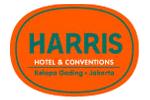 Logo Harris Hotel Kelapa Gading